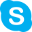 dewapartners Logo Skype
